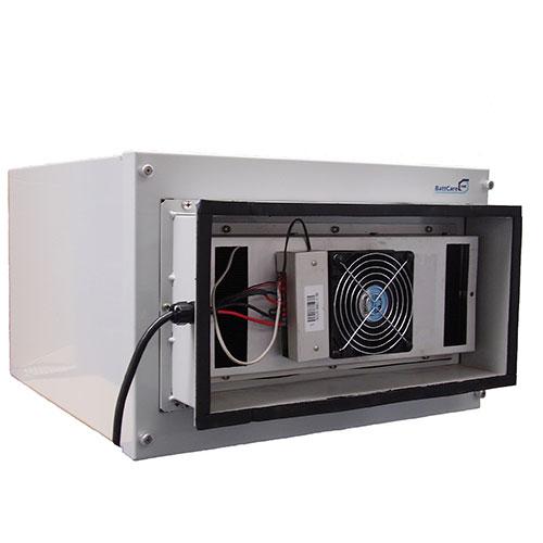 BattCare, climatización baterías