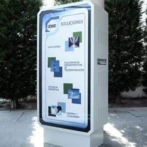 eficiencia en cabinas de telecomunicaciones