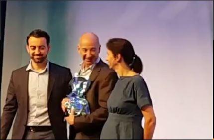 Carmelo García, premio innovación Eficiencia Energética