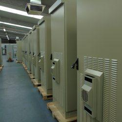 cabinas de energía