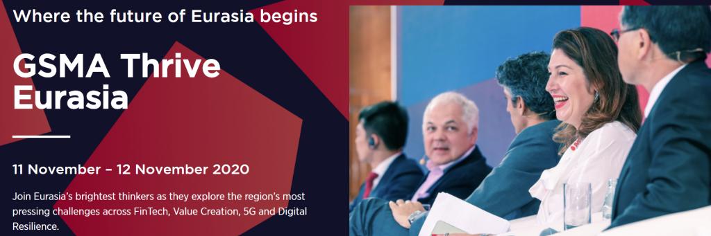 GSMA Thrive Eurasia