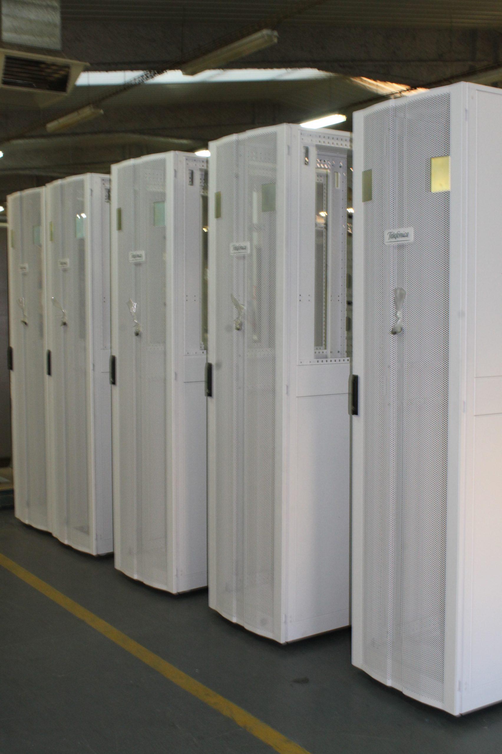 armario rack comunicaciones